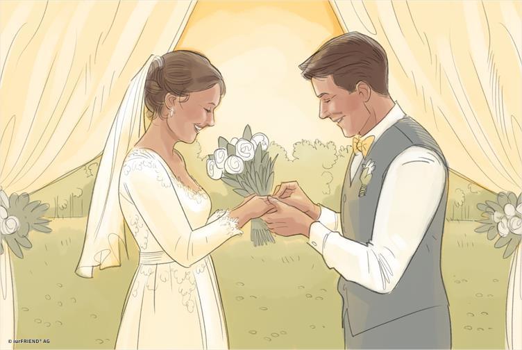 Ehe auffrischen